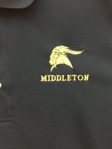 embroidered middleton